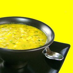 Curried Corn and Chicken Soup -- YUMMY! (replace all purpose flour with frown rice or quinoa flour for gluten free)