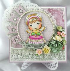 La-La Land Crafts Inspiration and Tutorial Blog: New Release Showcase Day 1 - Introducing Molli