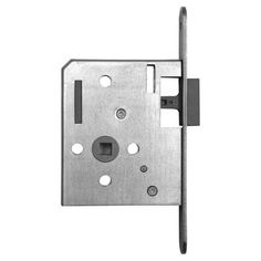 KFV Siegenia Magnetic Latch - 170 x 20mm Faceplate | Ironmongery Direct