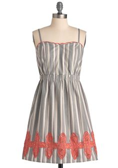 Super lovely Summer Dress! $88 via Mod Cloth