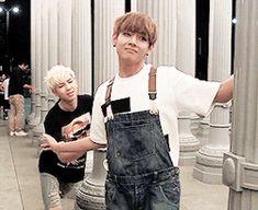 fanboy #Rapmon and Diva #Taehyung