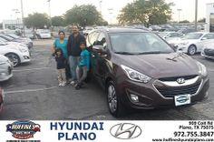 Happy Birthday to Ravi Tirumalasetti from Lamar Rogers and everyone at Huffines Hyundai Plano! #BDay