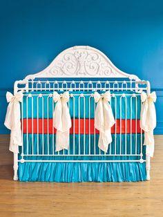 Chelsea Iron Lifetime Crib by Bratt Decor on Gilt.com