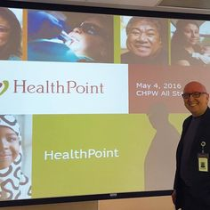 CHPW was thrilled to have Thomas Trompeter, CEO of HealthPoint and board member for CHPW, speak at our All Staff meeting this week! HealthPoint goes way beyond the exam room to strengthen communities with health care. As the largest community health center in King County, they serve over 80,000 patients across 10 locations and 2 school-based clinics. Tom shared a video that had everyone in tears! You can watch it here: https://youtu.be/j14oER3wzfA