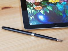 Sensu's stylus set for artists, discovered by the Grommet, allows you to turn a pen into a stylus. Or use a digital paintbrush that feels like a traditional one.