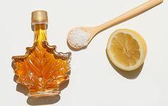 typical DIY sports drink ingredients