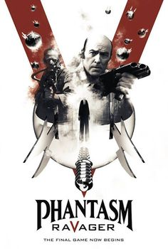 the PHANTASM ARCHIVES!: New Phantasm Ravager Poster Released