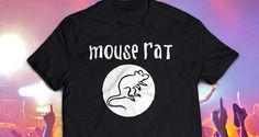 """Mouse Rat Band Tee   Community Post: 30 Perfect Gifts For """"Parks & Recreation"""" Fans"""