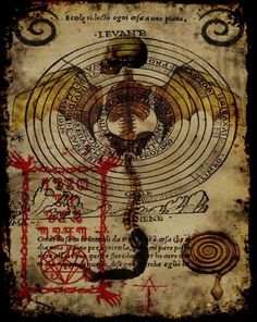 Devils, Demons, and Dangerous Creatures of the Pseudomonarchia Daemonum Hp Lovecraft, Lovecraft Cthulhu, Ufo, Tarot, Haunted Dollhouse, Occult Art, Cool Books, Medieval Fantasy, Book Of Shadows