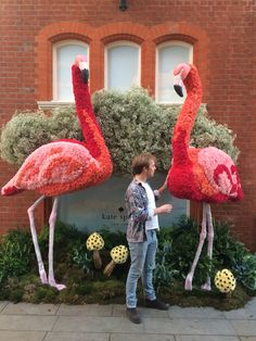 Kate Spade for RHS Chelsea Flower Show 2015