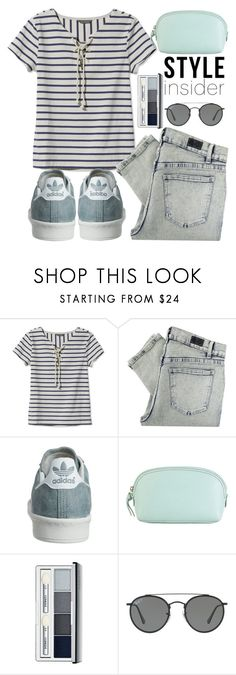 """110"" by erohina-d ❤ liked on Polyvore featuring beauty, L.L.Bean, Cheap Monday, Hadaki, Clinique and Ray-Ban"