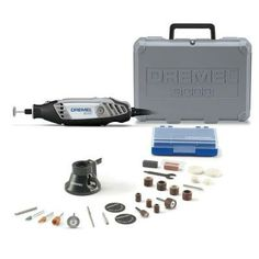 Dremel 3000 Series Variable-Speed Tool Kit-3000-1/25H at The Home Depot