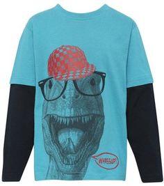 Whassup dinosaur t-shirt on shopstyle.co.uk