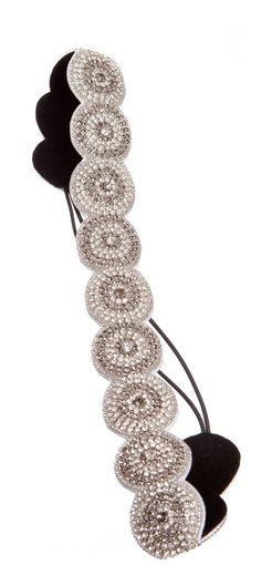Gorgeous hand beaded Crystal Bling Headbands by MyLittleLuxuryShop on Etsy, $34.00 Many styles to chose from!