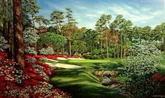 Augusta National ~ Home of The Masters