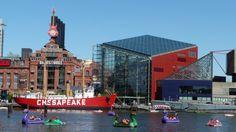 Inner Harbor-Baltimore