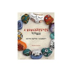 - by Denise Scicluna (Paperback) Art Rupestre, Painted Rocks Kids, Rock Painting Ideas Easy, Painting Videos, Heart Art, Step By Step Instructions, Rock Art, Artsy, Shapes