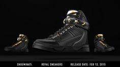 Shoeminati:: Royal Sneaker