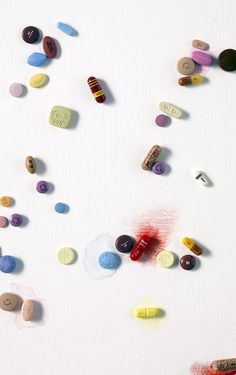 Damien Hirst - i like his work a lot....even though other people make it for him.