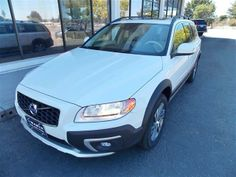 2014 Volvo XC70 3.2 AWD 3.2 4dr Wagon Wagon 4 Doors Ice White Paint for sale in Corte madera, CA Source: http://www.usedcarsgroup.com/used-volvo-for-sale-in-corte_madera-ca