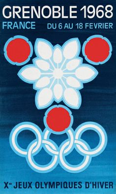 Winter Olympics 1968