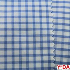 Knitted fabrics & woven fabrics professional supplier – Shanghai YiDA Textile Co., Ltd: QC00029 The yarn-dyed fabric is suitable for Shirt...