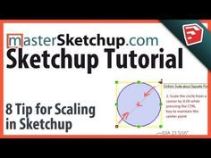 8 Tips for Scaling in Sketchup - videos by Matt Donley* |  • Channel | (https://www.youtube.com/channel/UCFBi30B8oBGrl48RdxgIiRA)  ★ || CHARACTER DESIGN REFERENCES (https://www.facebook.com/CharacterDesignReferences & https://www.pinterest.com/characterdesigh) • Love Character Design? Join the Character Design Challenge (link→ https://www.facebook.com/groups/CharacterDesignChallenge) Promote your art in a community of over 25.000 artists! || ★