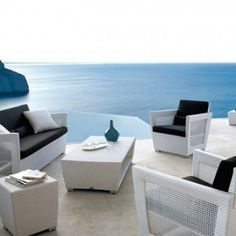 Modern Patio Furniture With Chic Treatment For Fancy House | modern patio furniture, modern patio furniture amazon, modern patio furniture cheap, modern patio furniture for small spaces, modern patio furniture fort myers, modern patio furniture ikea, modern patio furniture phoenix, modern patio furniture sale, modern patio furniture set, modern patio furniture target