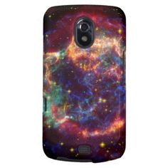 Cassiopeaia galaxy samsung galaxy nexus covers
