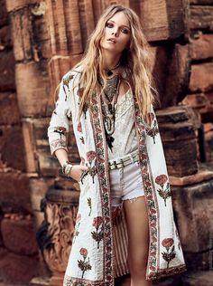 Sacos de moda 2017 bordados Rapsodia | Moda 2017.