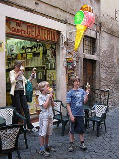 Gelateria Da Quinto - Piazza Navona