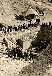 Valle de los Reyes - Tumba Tutankhamun
