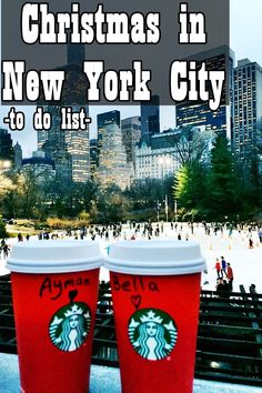 "If I had to choose one city in the world to spend Christmas every single year, it would definitely be New York City. I wanted to visit the American metropolis during the winter holidays since I was a child, from the first viewing of the film ""Home Alone 2: Lost in New York"" where Kevin McCallister introduced us to the warm atmosphere of the city and made us dream of the Christmas tree in Rockefeller Center, and the winter landscapes of Central Park."