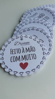 Tag Dream Brindes Personalizados