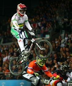 Sam Willoughby Photos: UCI BMX World Championships - Day 5