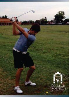 College prospects of America se enorgullece de promover a Iñaki Aldao, Golfista Argentino. Si quieres estudiar y competir en Estados Unidos y que cientos de entrenadores te conozcan como a Iñaki ingresa y completa tus datos http://www.becasdeportivas.com/contacto. #becas #becasdeportivas #golf