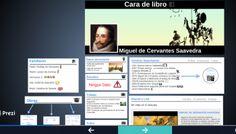¡Cervantes tiene perfil de Facebook! Trabajando con El Quijote