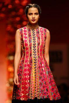 Phulkari Jacket by Manish Malhotra