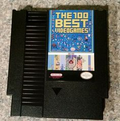 143 in 1 NES Games Nintendo Top 100 Games for NES Brand New | eBay