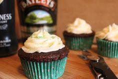 Dirty Irish Cupcakes | saraheatsaustin