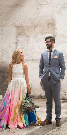 Top 21 Wedding Dresses For Celebration ❤ See more: http://www.weddingforward.com/wedding-ideas-part-2/ #wedding #dresses #top