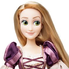 Rapunzel und Flynn Puppen der Disney Designer Collection