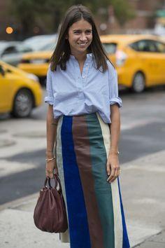 Natasha Goldenberg New York Fashion Week, Day 4