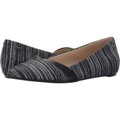 Calvin Klein Breannia (Black/White) Women's Shoes ($35) ❤ liked on