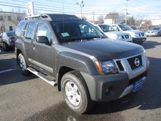 2013 Nissan Xterra S 4x4 S 4dr SUV 6M SUV 4 Doors Black for sale in Medford, MA Source: http://www.usedcarsgroup.com/used-nissan-for-sale-in-medford-ma