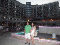 HOTEL RIU, NISIPURILE DE AUR 2012