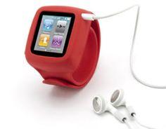 Slap bracelet for your iPod Nano