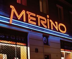 Illuminated Typography: Vintage Neon Signage In Warsaw