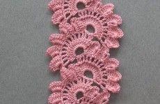Crochet : Punto Entrelazado  6