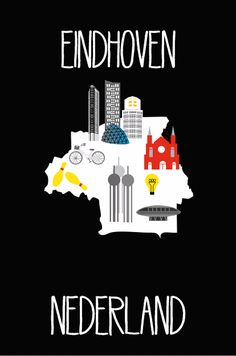 Eindhoven poster